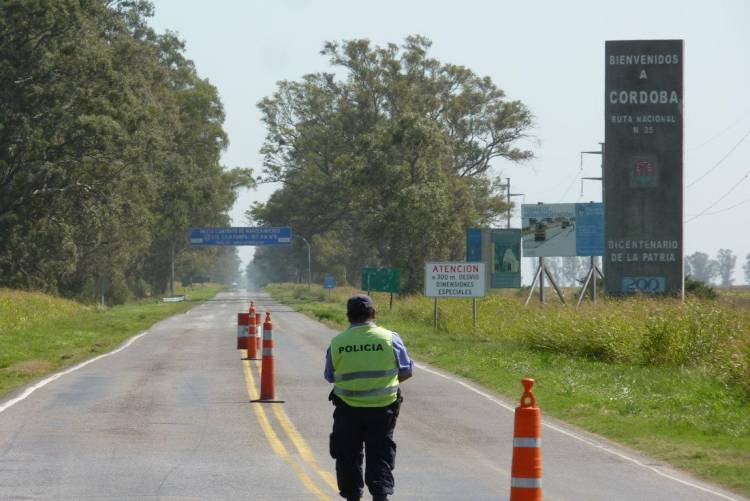 DENUNCIA DE ABUSO POLICIAL EN EL LIMITE CON LA PAMPA