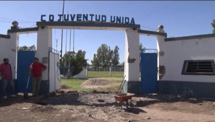CDJU: REFACCIONES EN EL MONUMENTAL E INAUGURACIÓN DE CANCHA DE PADEL