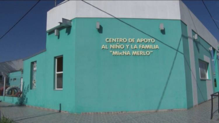 EL CENTRO DE APOYO MIRNA MERLO SE PREPARA PARA RECIBIR A LOS NIÑOS